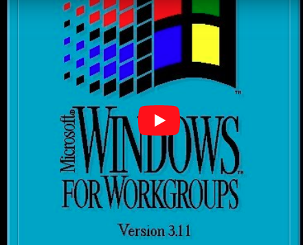 Exploring Windows for Workgroups 3.11